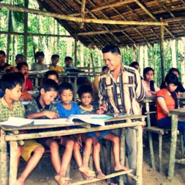 Pengaruh Pendidikan Terhadap Kualitas Anak Pedalaman